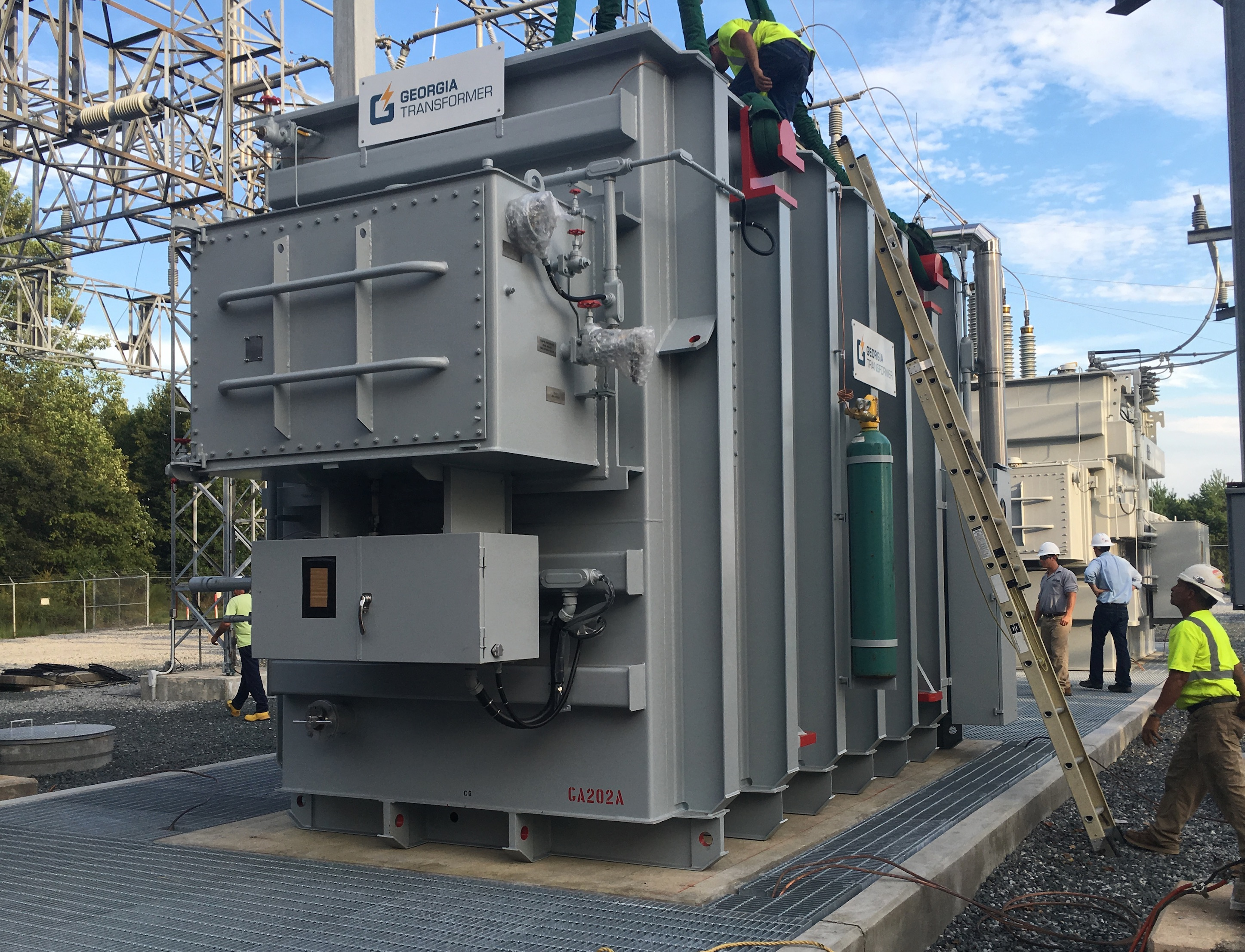 Substation Improvements