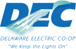 Delaware Electric Co-op Logo