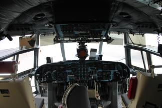 Inside the Cockpit