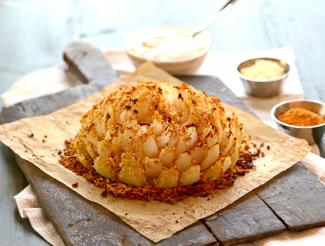 Baked Blooming Onion