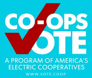 Co-op Votes Logo
