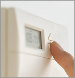 One way to reduce energy costs is to purchase a programmable thermostat.