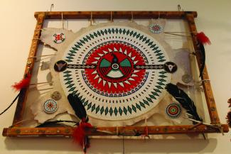 The Nanticoke Indian Museum in Millsboro features artifacts dating back to 9500 B.C., including ceramics and Native American tools.