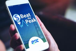 Beat the Peak App